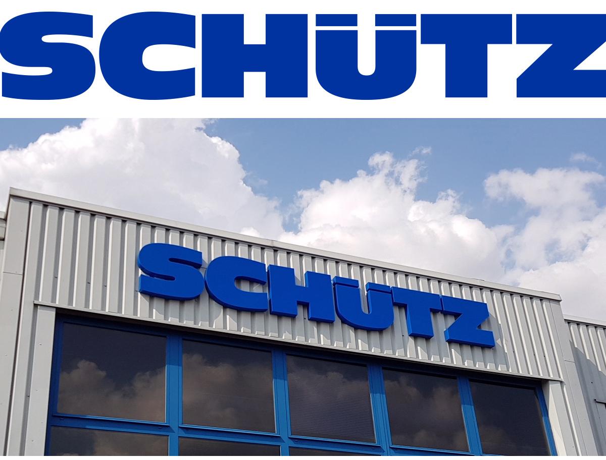 LED Sign Design, Manufacture & Install - SCHUTZ Warehouse