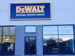 DeWALT Exterior Warehouse & Retail Shop Sign