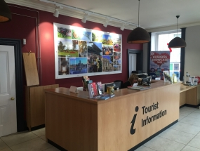 Tourist Information Centre Signs