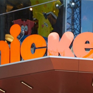 entertainment sign nickelodeon sign london