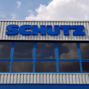 warehouse office signage