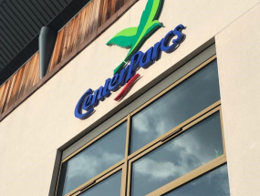 CentreParcs External Signs and Graphics