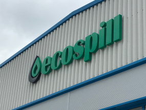 Ecospill External Signs and Graphics